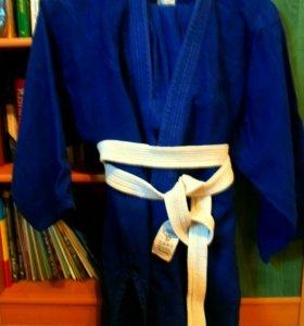 Продается кимоно для дзю-до! Рост: 170см.