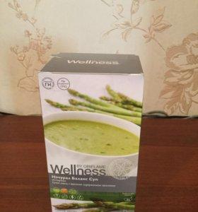 натуральный велнесс суп из спаржи для похудения