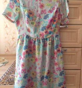Платье, шорты