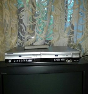 Видеомагнитофон, DVD, Караоке Samsung