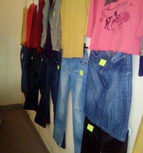 Много женской одежды недорого