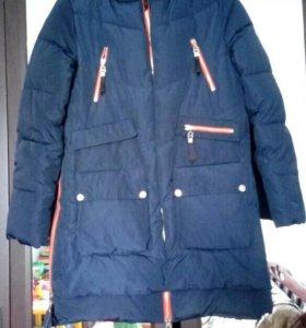 Куртка женская зимняя,пуховик