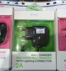 Зарядное устройство micro USB 1A