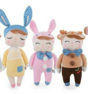 Мягкие игрушки-сплюшки Metoo 43 см