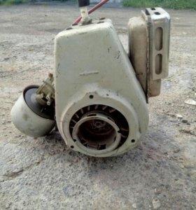 Двигатель от МК Крот