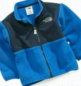 The north face denali детская куртка для мальчика