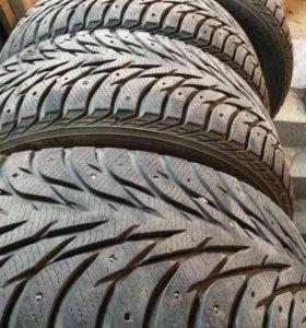 шины зимние шипованные YOKOHAMA ICEGARD 255*55*18