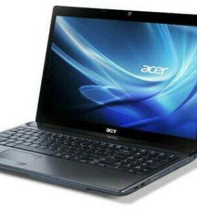 Ноутбук aser 5560g