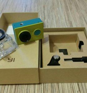 Экшн-камера Xiaomi YI (оригинал ) + бокс