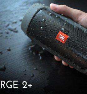 Новая Bluetooth колонка JBL Charge 2+