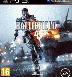 Продам Batlefield 4 для PS3