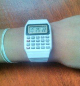 Часы+калькулятор