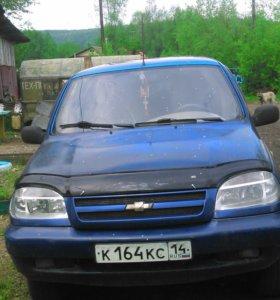 Продам Ниву- шевроле 2006 г ,  торг, обмен