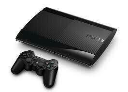 Playstation 3 Super Slim + 3 игры