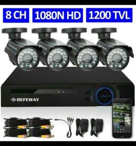 Система видеонаблюдения defeeway
