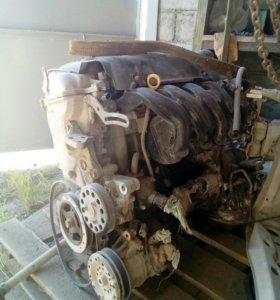 Двигатель 1NZ с АКПП