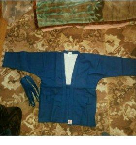 Куртки самбовки. Дзю-доги