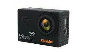 Экшн камера Каркам 4к