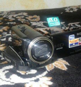 Цифровая видеокамера(SONY)