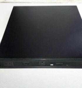 Внешний оптический привод DVD RW