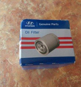 Фильтр масляный Hyundai/Kia 2630035503