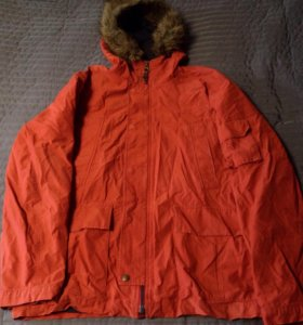 Timberland куртка с подкладом размер М