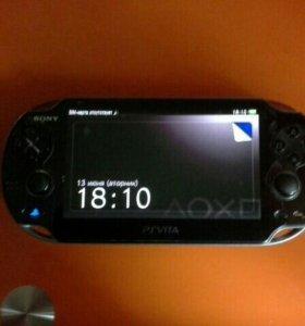 Портативная консоль Play Station Vita ( PS Vita )