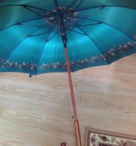 Большой зонтик (трость)