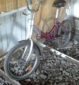 Велосипед форвард сити байк