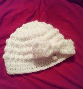 Новая шапочка для девочки