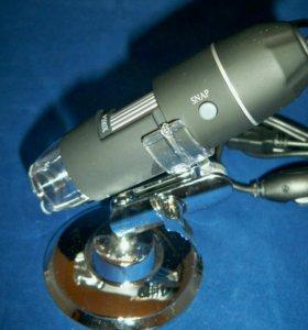Цифровой USB микроскоп 500 x