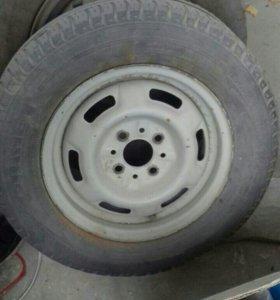 Штамповочный диск R13