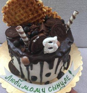 Тортики , капкейки , прянички