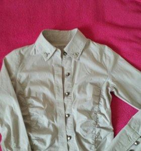 Блузка школьная 130