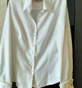 Рубашка М+запонками