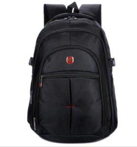 Новый рюкзак фирмы SwissGear с USB/ AUX