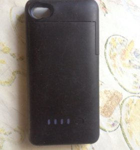 Чехол-зарядка iPhone 4,4s