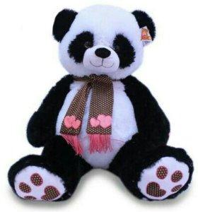 Большая мягкая плюшевая игрушка панда