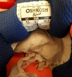 Лёгкие  кроссовки Oshkosh 10