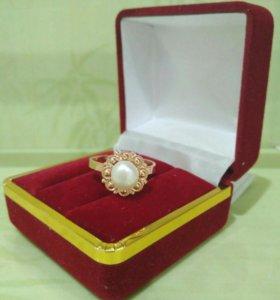 Кольцо 16,5 размер