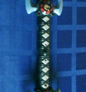 Игровой набор мечи самурая.