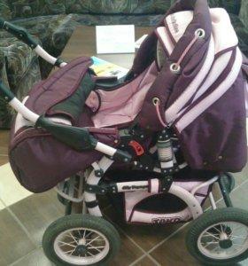 Детская коляска трансформер tako