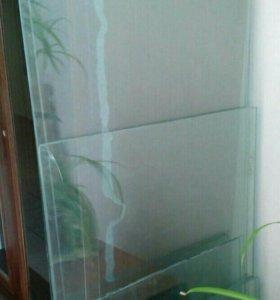 Стекло витринное