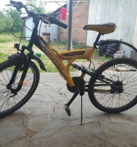 Велосипед скоростной Eurotex