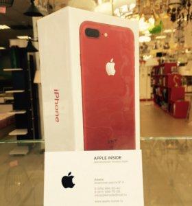 iPhone 7 Plus 128Gb Red (Красный) НОВЫЙ ОРИГИНАЛ