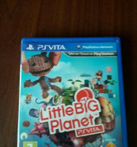 Игровой диск на PSVITA