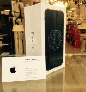 iPhone 6 32gb Серый Космос НОВЫЙ ОРИГИНАЛ
