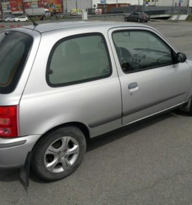 Nissan micra 1,4 МТ 82 лс