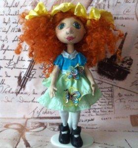 Интерьерная куколка(ручная работа), рост 30см