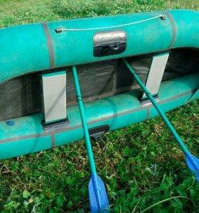Лодка 2-ух местная